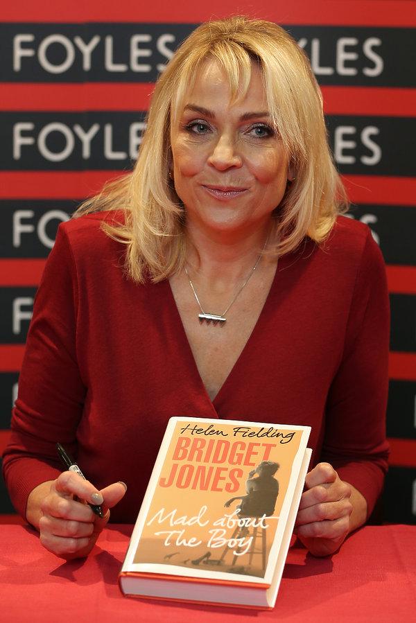 Pisarki milionerki, Helen Fielding