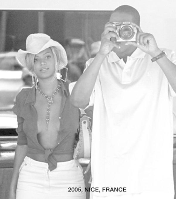 intymne zdjęcia Beyoncé i Jay Z, Beyoncé, Jay Z