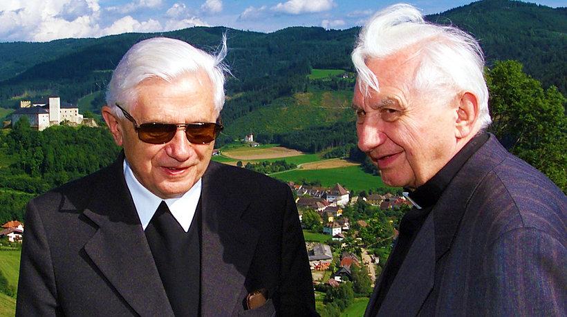 Benedykt XVI, brat Benedykta XVI