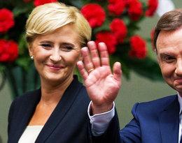 """""""Codziennie jedliśmy chleb z Nutellą…"""". Tak wyglądały początki związku prezydenta Andrzeja Dudy i jego żony Agaty!"""