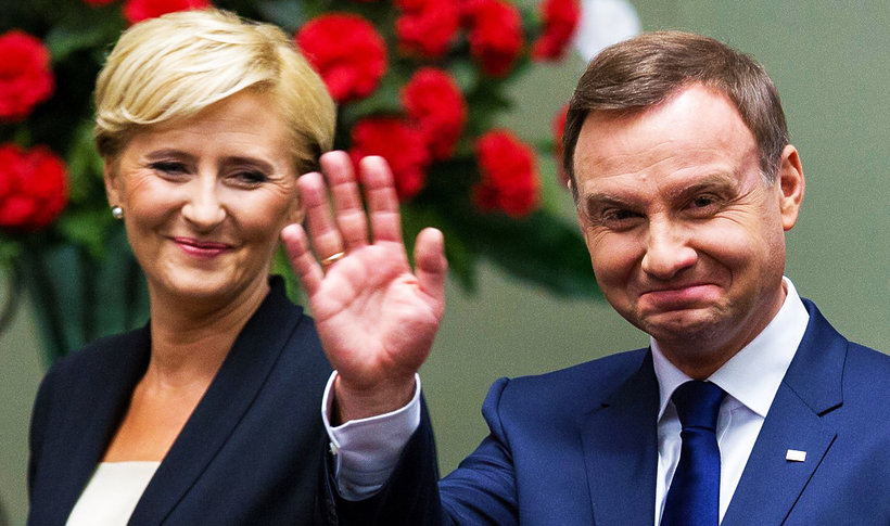 Agata Duda, Andrzej Duda, Agata i Andrzej Dudowie