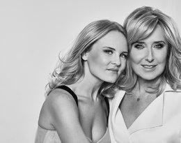 Agata Młynarska z córką, Agata Młynarska, VIVA! listopad 2017
