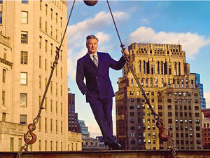 """Alec Baldwin, """"Vanity Fair'' 2017"""