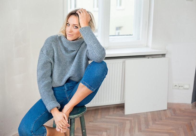 "Aleksandra Żebrowska, ""Uroda Życia''"