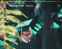 Allan Krupa ukończył szkołę
