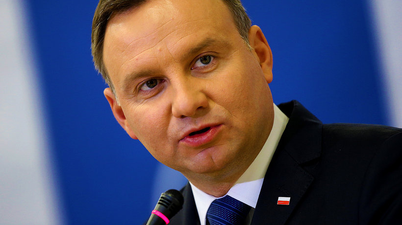 Andrzej Duda, main topic
