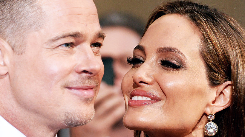 Angelina Jolie, Brad Pitt, main topic