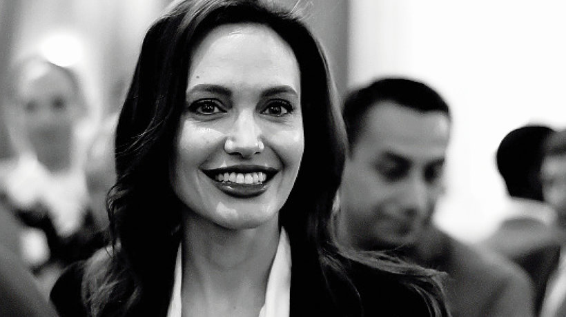 Angelina Jolie, main topic