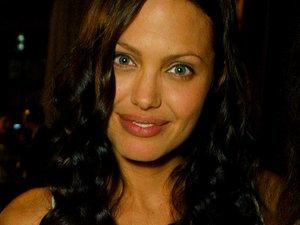 Angelina Jolie, Marcheline Bertrand, jamnik