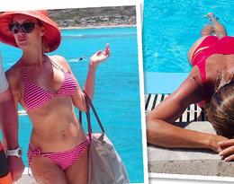 Te zdjęcia rozgrzały internet! Zobaczcie, jak 41-letnia Anna Kalczyńska wygląda w bikini!