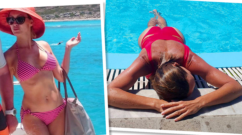 Anna Kalczyńska, wakacje gwiazd, main topic