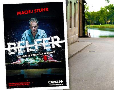 """Belfer'', Maciej Stuhr"