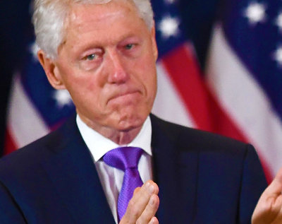 Bill Clinton, Hilary Clinton, jamnik