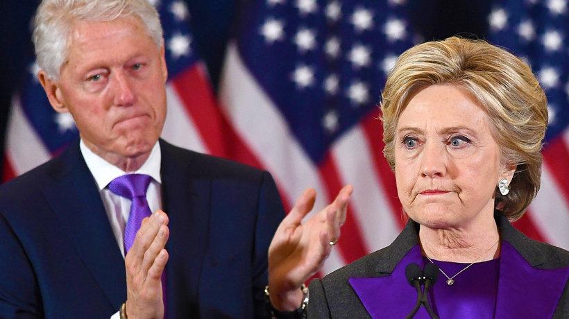 Bill Clinton, Hilary Clinton, main topic