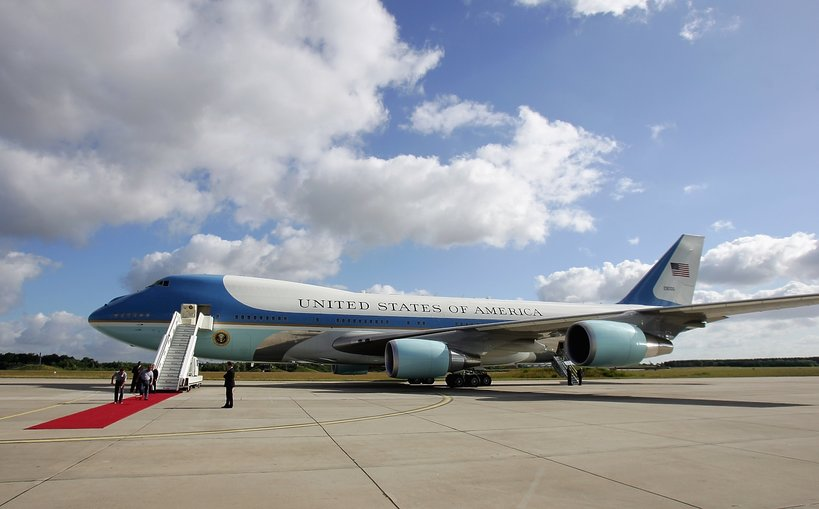 Boeing 747, Air Force One