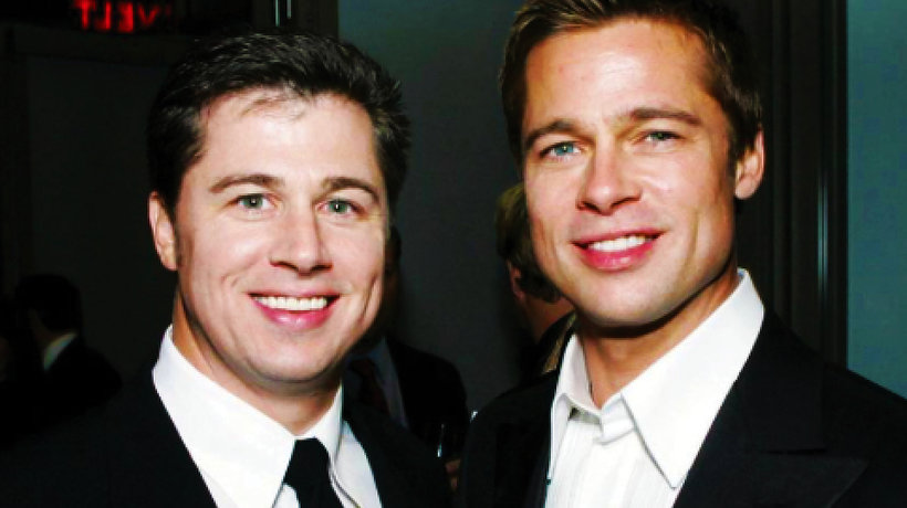 Brad Pitt, Doug Pitt, main topic