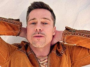 Brad Pitt, jamnik