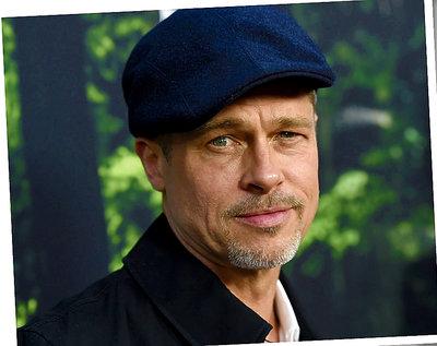 Brad Pitt, Jennifer Lawrence, jamnik