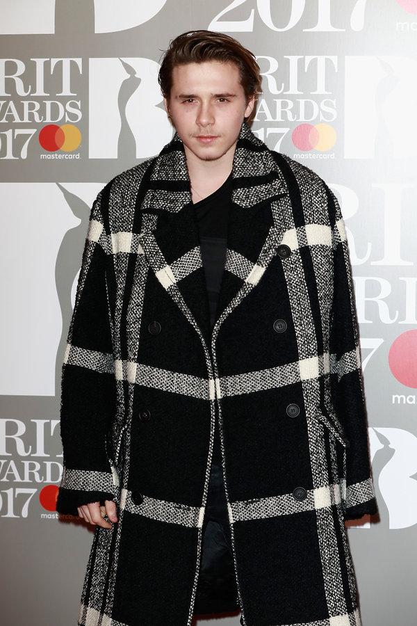 Brit Awards 2017, Brooklyn Beckham