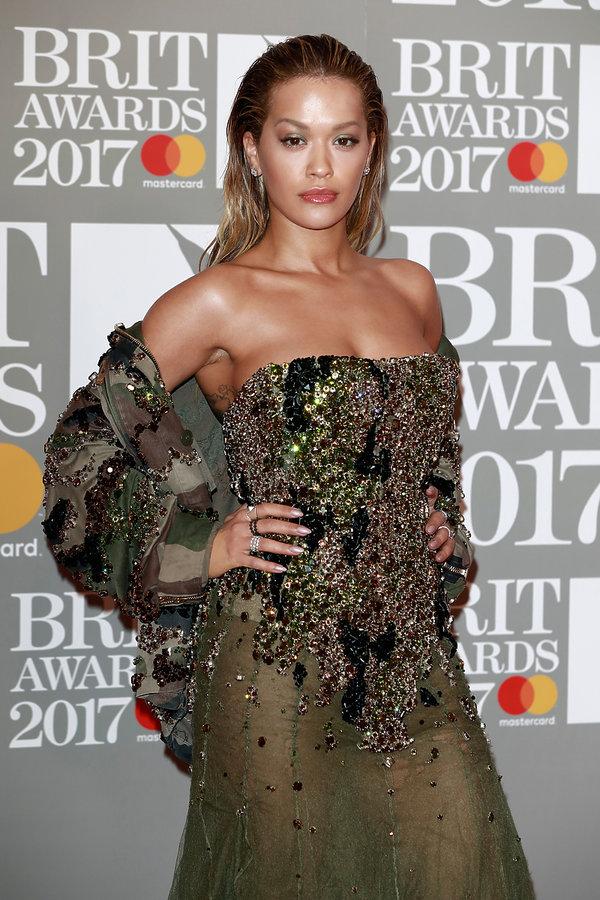 Brit Awards 2017, Rita Ora