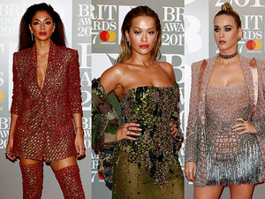 Brit Awards 2017, stylówki
