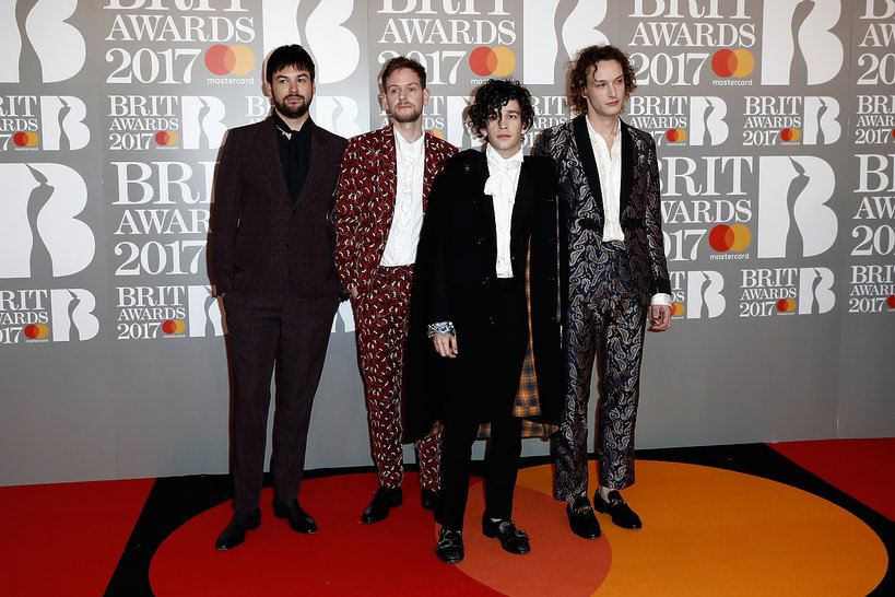 Brit Awards 2017, The 1975