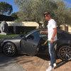 Cristiano Ronaldo, samochody piłkarza