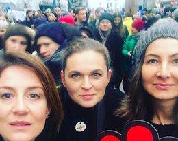Ostaszewska, Cielecka, Janiak i inni... Te gwiazdy wspierają Czarny Protest!