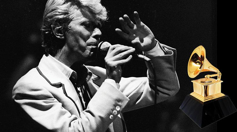 David Bowie, Grammy 2017, main topic
