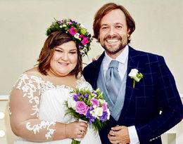 Dominika Gwit-Dunaszewska pokazała nieznane wcześniej zdjęcia z okazji pierwszej rocznicy ślubu!