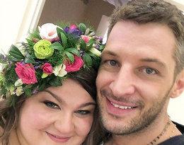 Dominika Gwit, ślub Dominiki Gwit