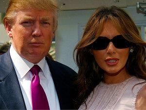 Donald Trump, Melania Trump, jamnik