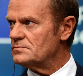 Donald Tusk, Kasia Tusk, Małgorzata Tusk, Donald Tusk z rodziną, jamnik