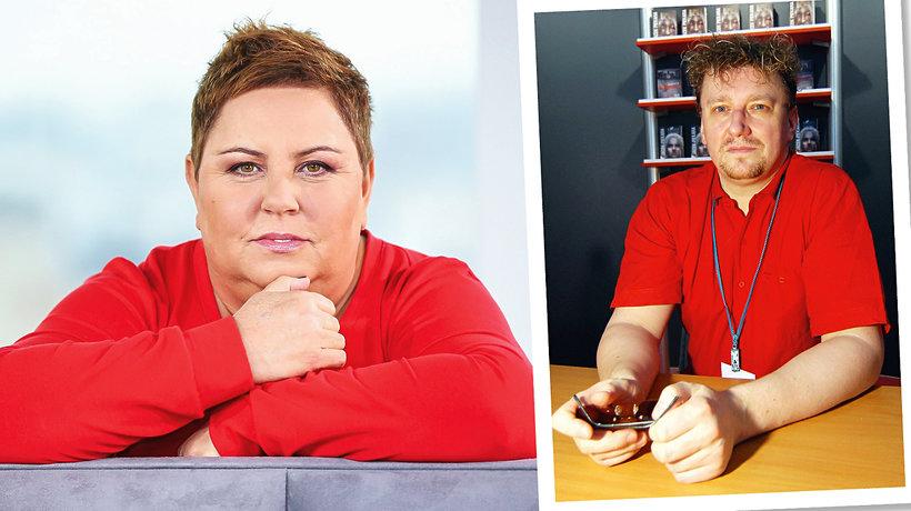 Dorota Wellman, Jacek Piekara, main topic