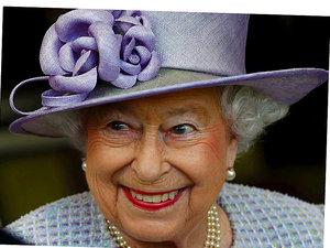 Elżbieta II, królowa Elżbieta II, Elżbieta II w zoo