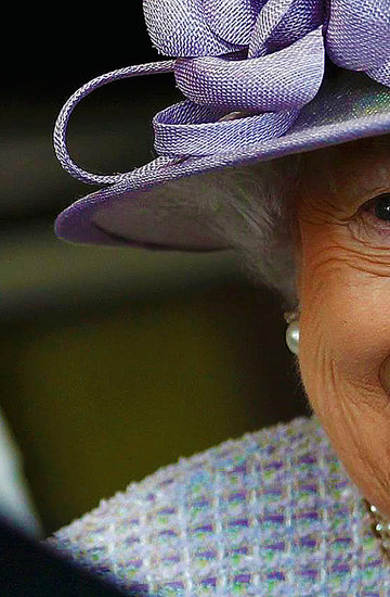 Elżbieta II, królowa Elżbieta II, Elżbieta II w zoo, main topic