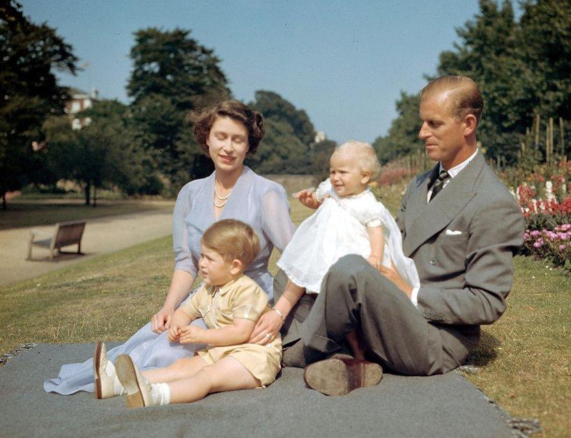 Elżbieta II, książę Filip, królowa Elżbieta II, historia miłości królowej Elżbiety II i księcia Filipa