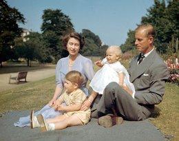 Królowa na medal, ale matka na pokaz? Tak wyglądało dzieciństwo dzieci Elżbiety II: Karola, Edwarda, Andrzeja i Anny