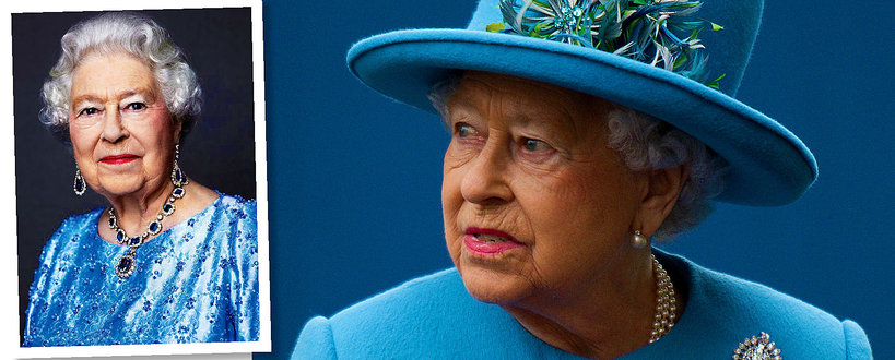 Elżbieta II, szafirowy jubileusz