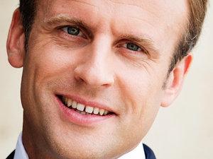 Emmanuel Macron, jamnik