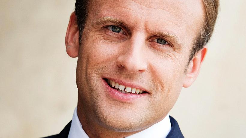 Emmanuel Macron, main topic