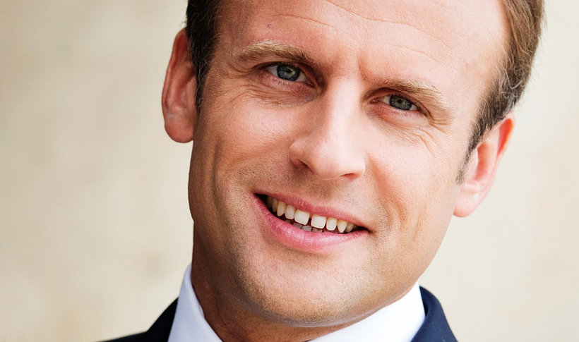 Emmanuel Macron, main topic