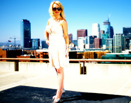 Drogie samochody, luksusowe wakacje w Dubaju. Eva D'Angelo opowiedziała nam o niezwykłym życiu w USA