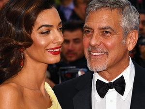 George Clooney, Amal Clooney, jamnik