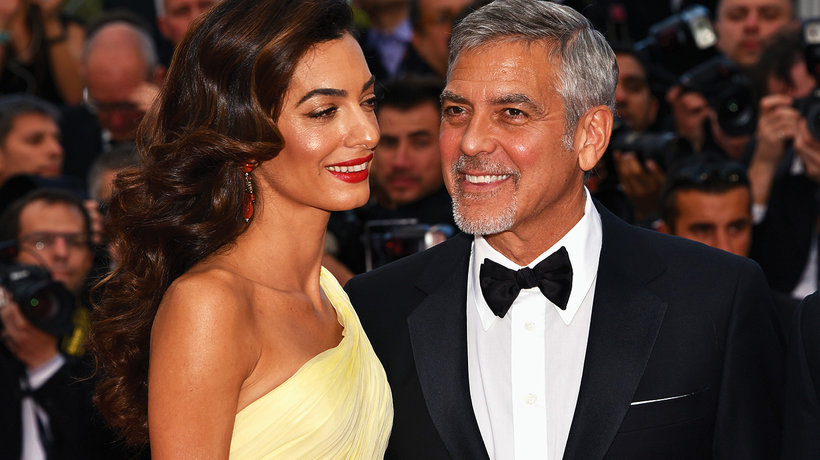 George Clooney, Amal Clooney, main topic
