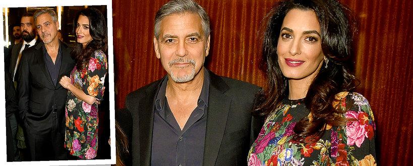 George Clooney, Amal, viva.pl