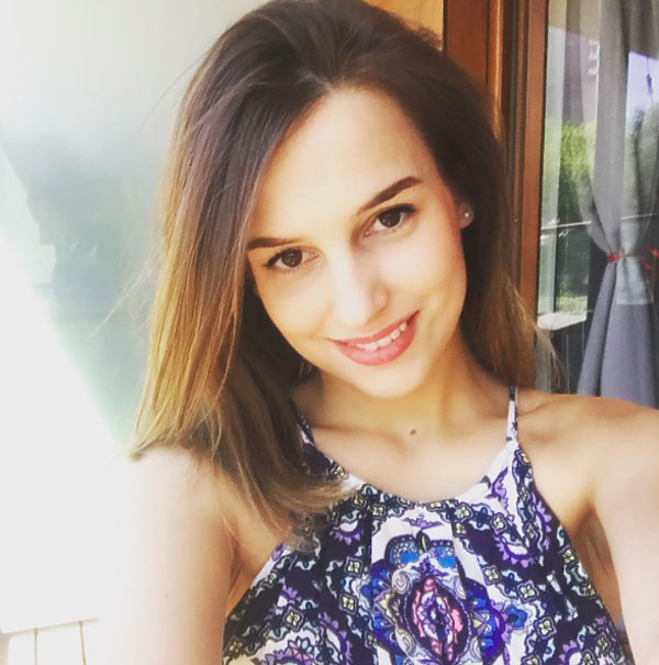 "Grażyna Kuroń, ""Gaja'', córka Macieja Kuronia"