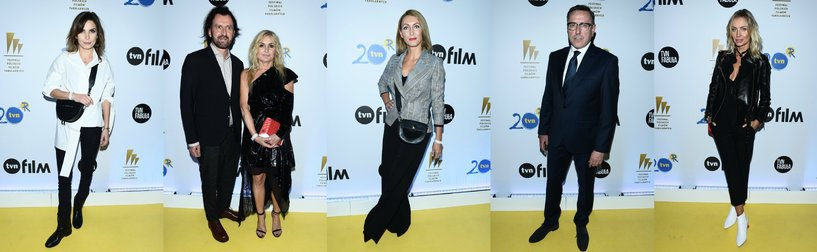 Gwiazdy na imprezie TVN podczas Festiwalu Filmowego w Gdyni