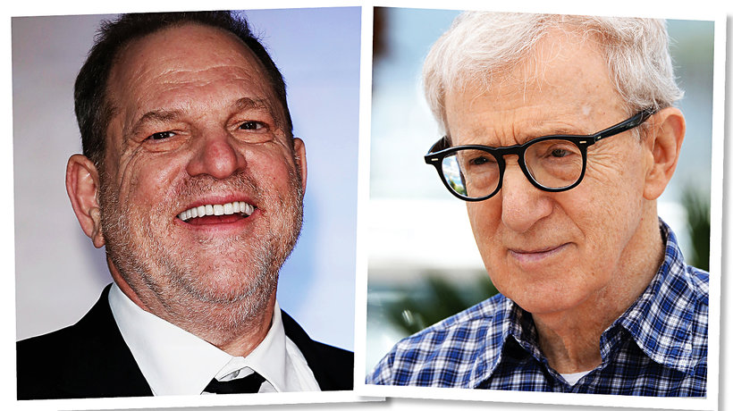 Harvey Weinstein, Woody Allen, main topic