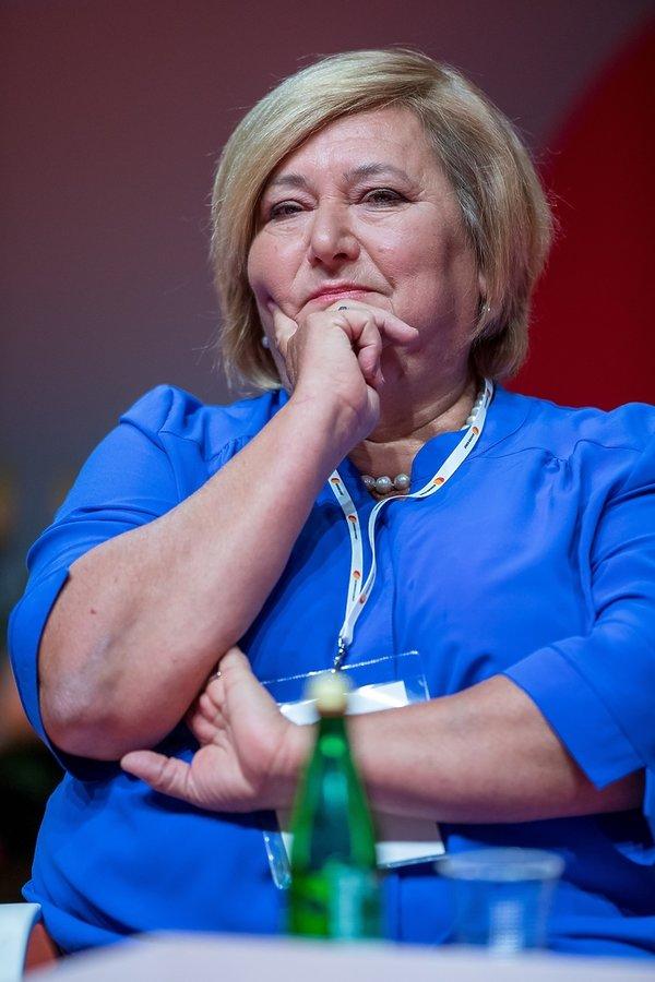 IX Kongres Kobiet, Anna Komorowska